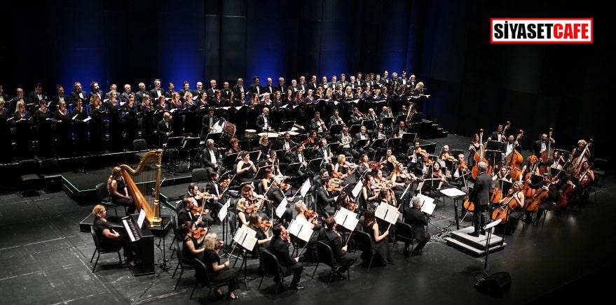 İstanbul Devlet Opera ve Balesi'nden Cumhuriyet kutlaması