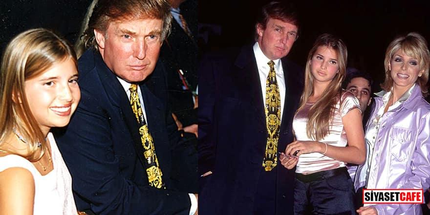 Trump'ın estetiksiz hali şoke etti!