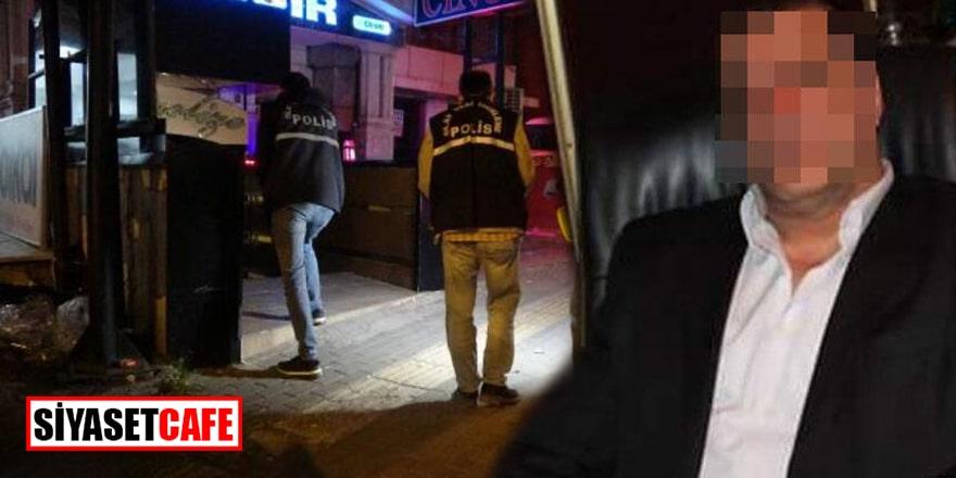 Bursa'da gece kulubü sahibine silahlı saldırı