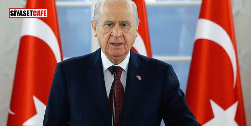 MHP Lideri Bahçeli uzun aradan sonra ilk defa...