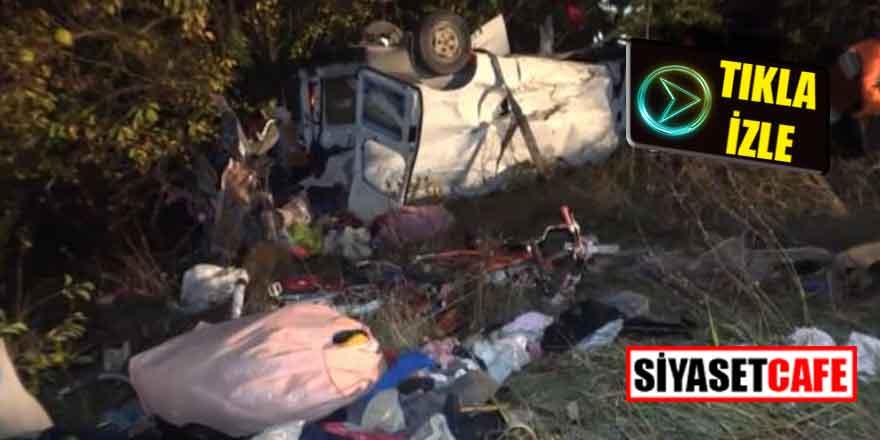 Düzce'deki kazada polisi hayrete düşüren olay