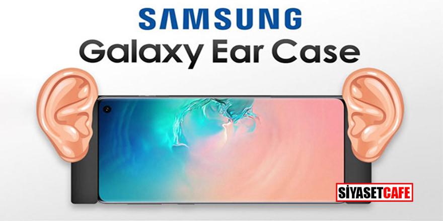 Samsung'dan en garip telefon kılıfı çalışması