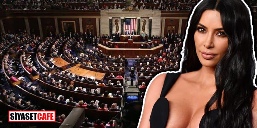 Ermeni soykırımı tasarısının perde arkasından Kim Kardashian çıktı