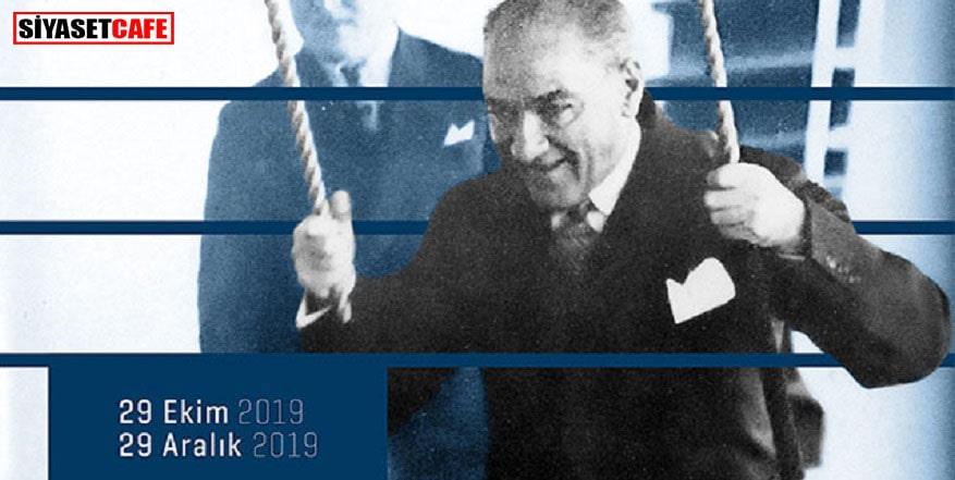 Rahmi Koç Müzesi'nde çok özel Atatürk fotoğrafları