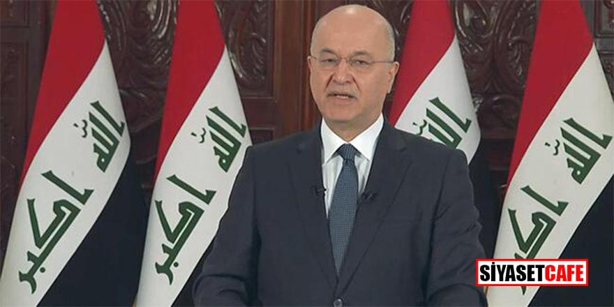 Irak'ta beklenen istifa geldi!