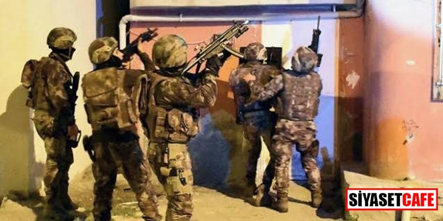 Çankırı'da DEAŞ operasyonu: 11 kişi gözaltına alındı