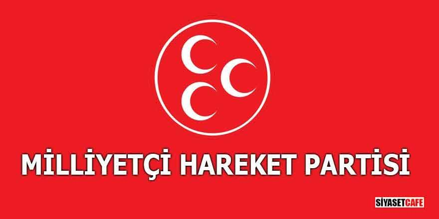MHP'den '3 Mayıs Milliyetçiler Günü' mesajı