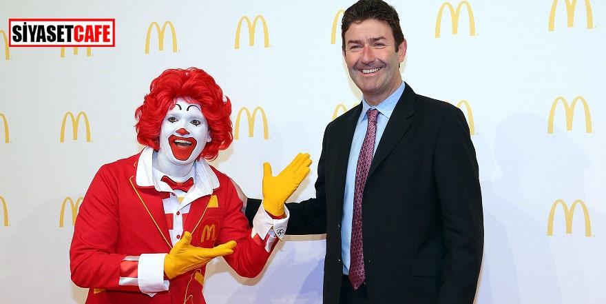 McDonald's'ta yasak ilişki şoku: Kovuldu!