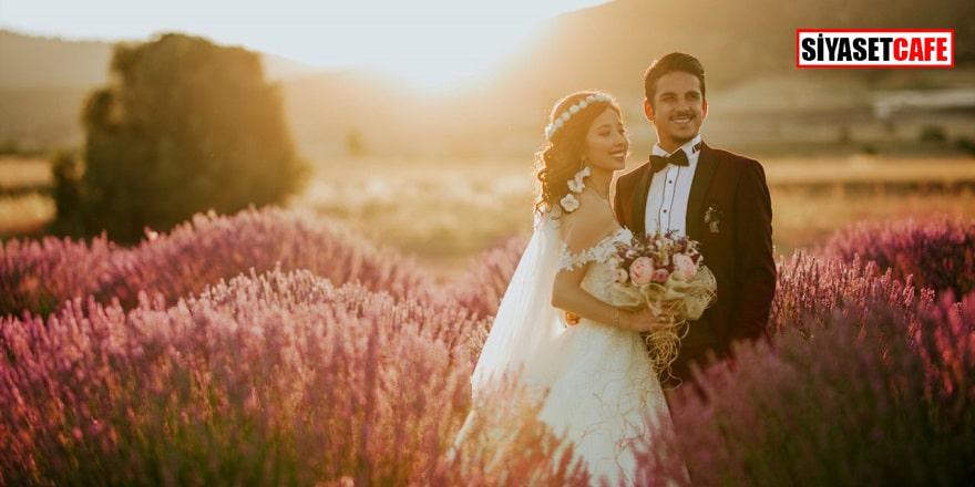 Evlenecek çiftlerin tercihi kira