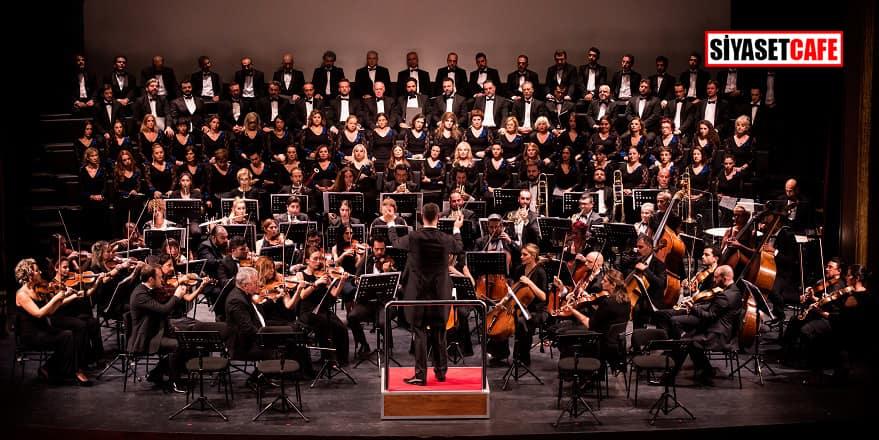Verdi'nin eseri Süreyya Opera Sahnesi'nde