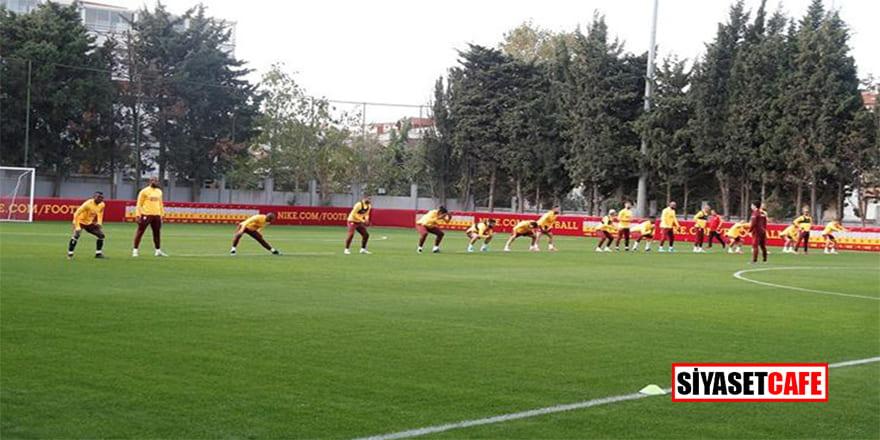 Galatasaray'ın Real Madrid maçı kadrosu açıklandı: Yıldız oyuncu yine yok!
