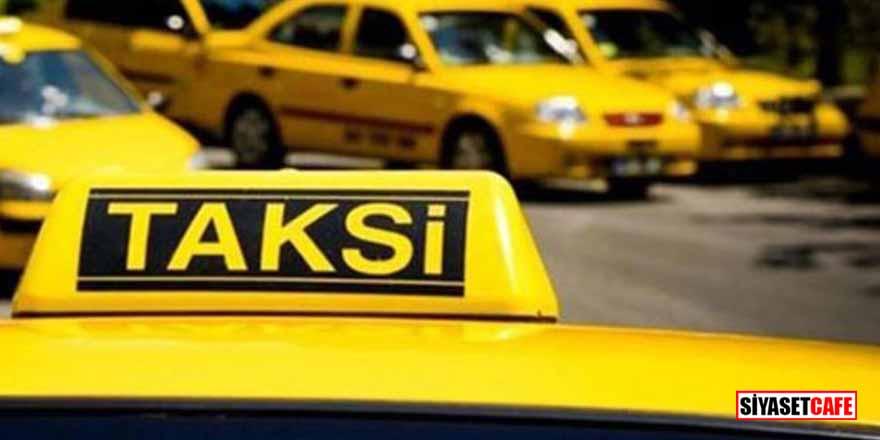 Taksicinin fırsatçılığı pes dedirtti; 150 lira vermezsen telefonunu...