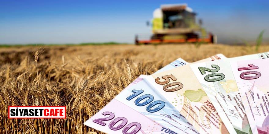 Bakan'dan çiftçilere müjdeli haber! Tam 284 milyon liralık ödem yapılacak!