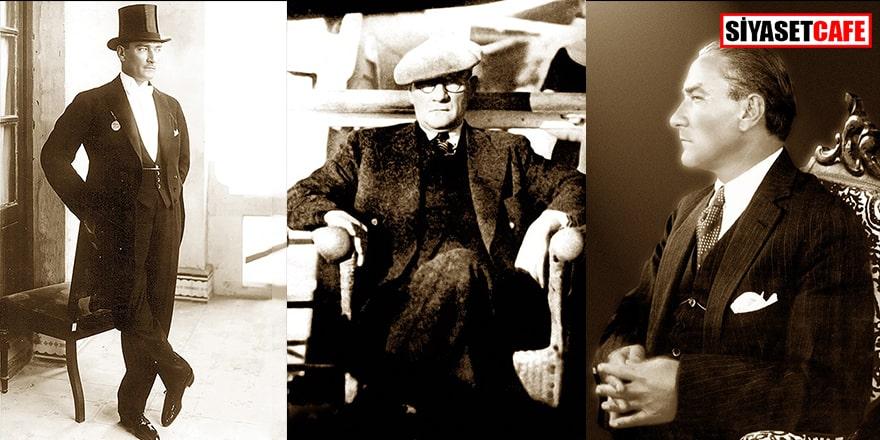Çok özel Atatürk fotoğrafları sergisi