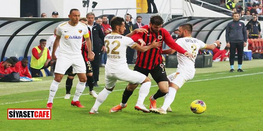 Başkent'te Süper Lig tarihine geçen maç!