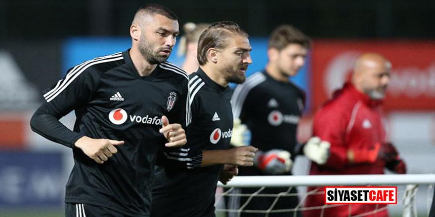 Beşiktaş üç yıldız oyuncuyla transfer görüşmesine başlıyor!