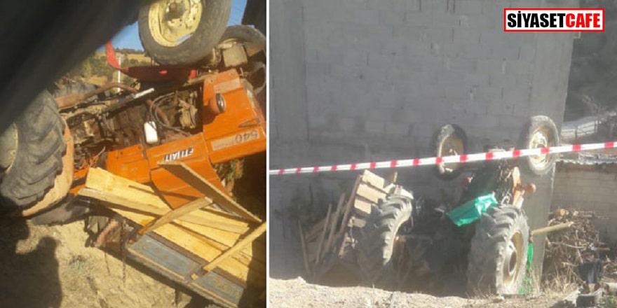 Denizli'de korkunç kaza: 1 ölü, 3 yaralı