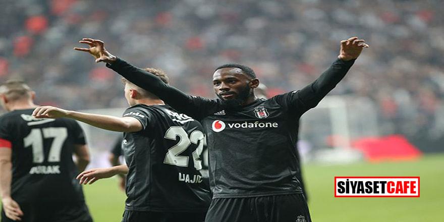 Beşiktaş'ta yükseliş sürüyor!
