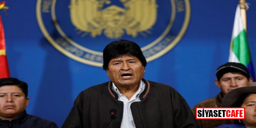 Morales hakkında flaş karar!