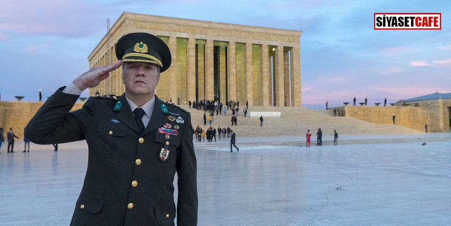 'Savaşçı' dizisinden Atatürk'e selam