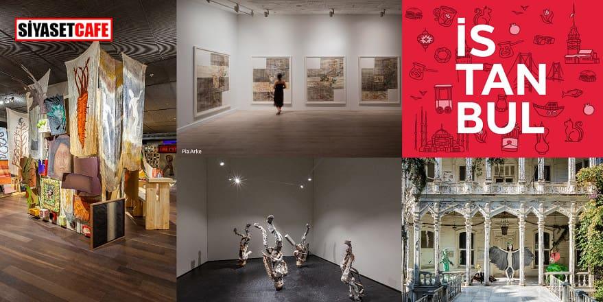 16.İstanbul Bienali'nden renkli kapanış