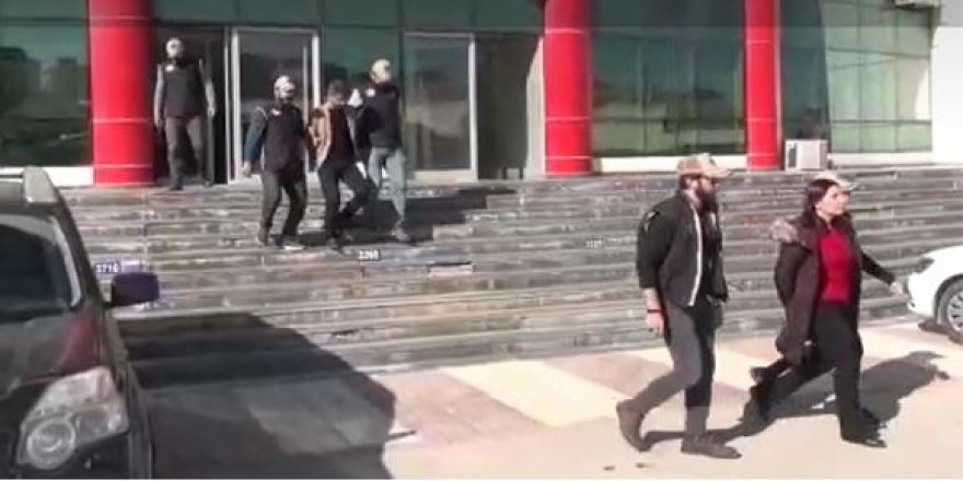 Bir HDP'li Belediye Başkanı daha terör suçundan tutuklandı