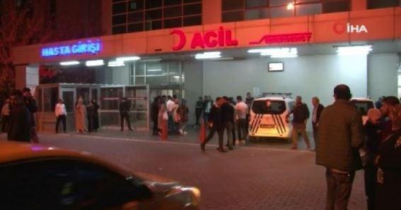 İstanbul'da iki aile hastanede çatıştı, 4 yaralı