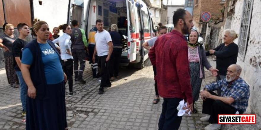 Antalya'da iki aile arasında pompalı tüfek dehşeti! Yaralılar var