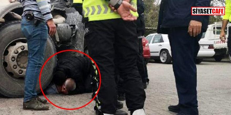 Bursa'da babaya acı veda! Feryadı yürek dağladı