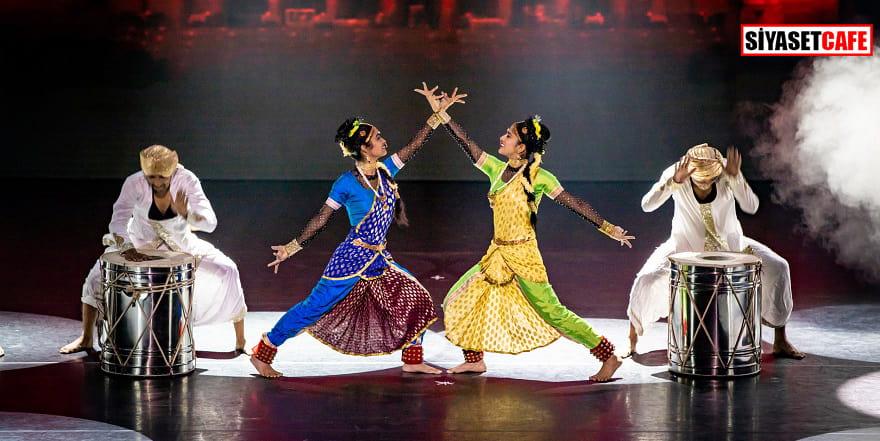 İstanbul'da bir Hint müzikali