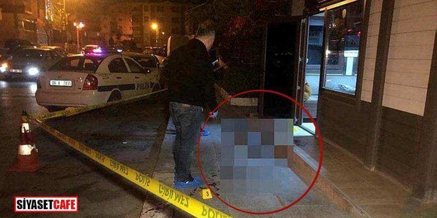 Karısı tarafından bıçaklandı, taksi durağına sığındı!