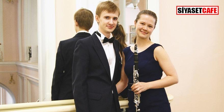 Weber Duo ile çok özel bir konser