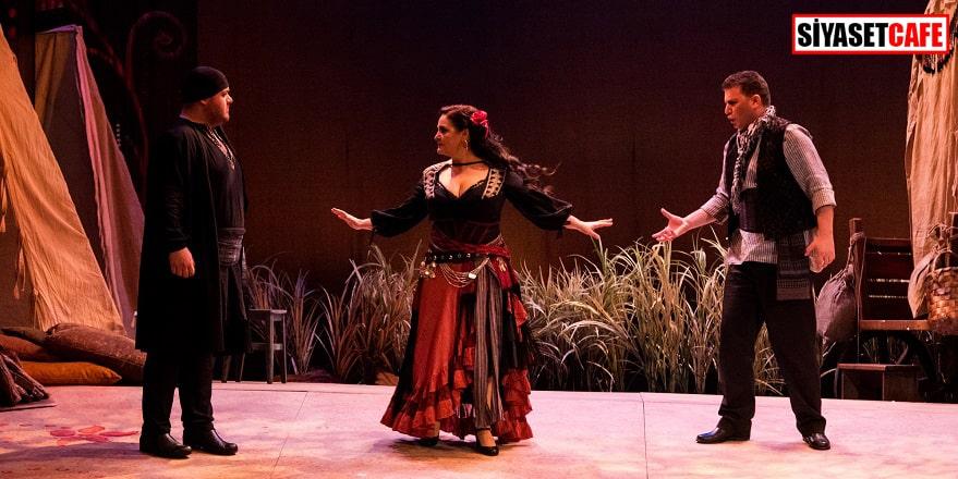 Aleko operası Süreyya Sahnesi'nde