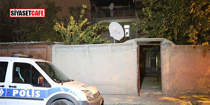 Konya'da dehşet evi: Karısını döverek öldürdü