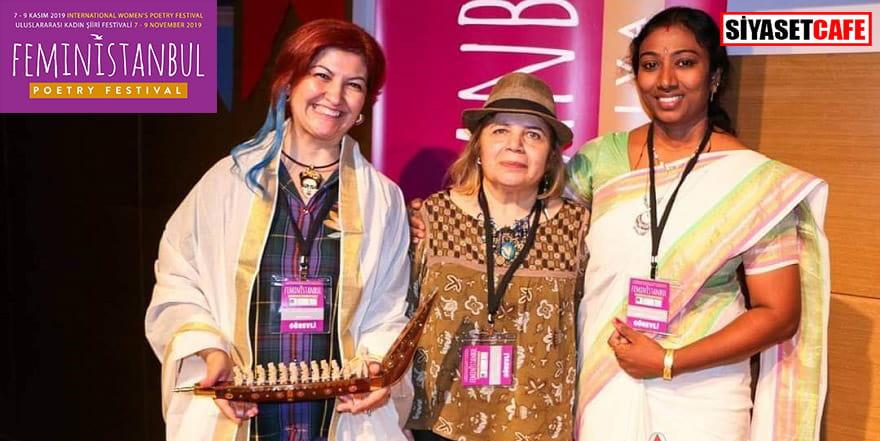 Tüm dünyadan kadın şairler İstanbul'da buluştu