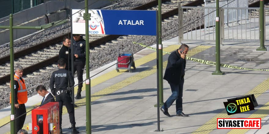 Marmaray'da korkunç olay!