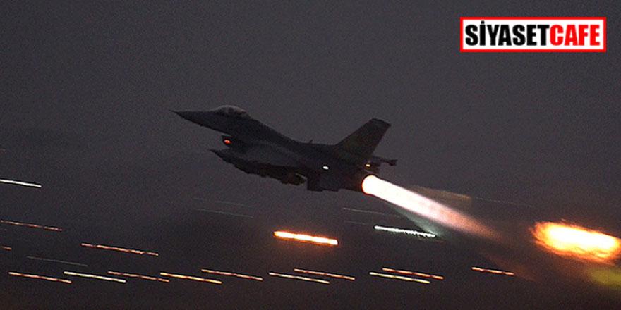 MSB: Saldırıya hazırlanan 5 terörist havaya uçuruldu