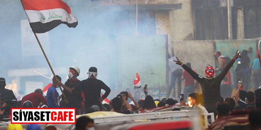 Son Dakika! Bağdat'ta bombalı saldırı, ölü ve yaralılar var