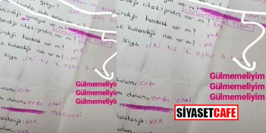 Öğretmen velilerin verdiği cevaplarla dalga geçince sosyal medya yıkıldı