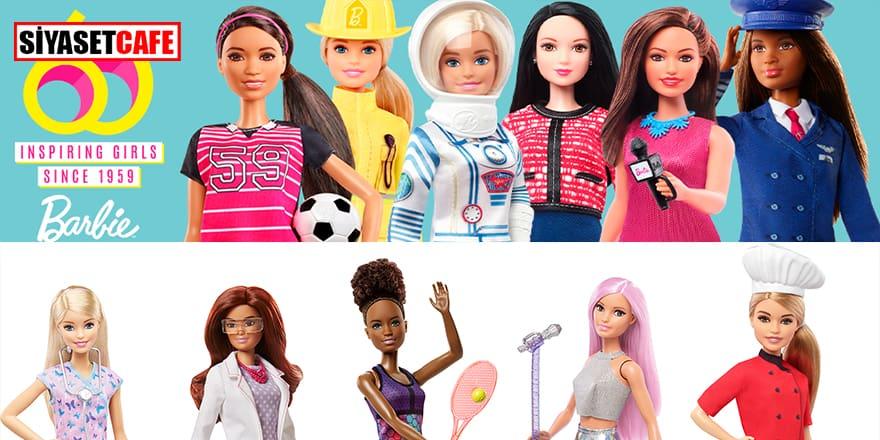 Barbie bebeklerinden eğitime katkı