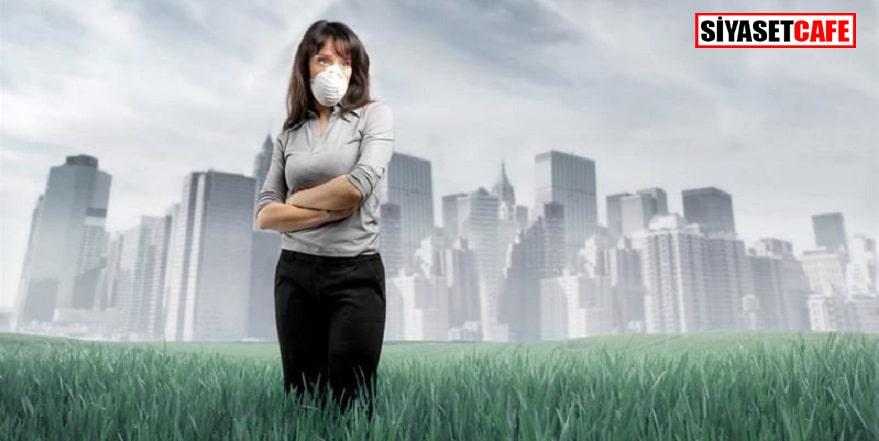 Hava kirliliği kansere sebep oluyor