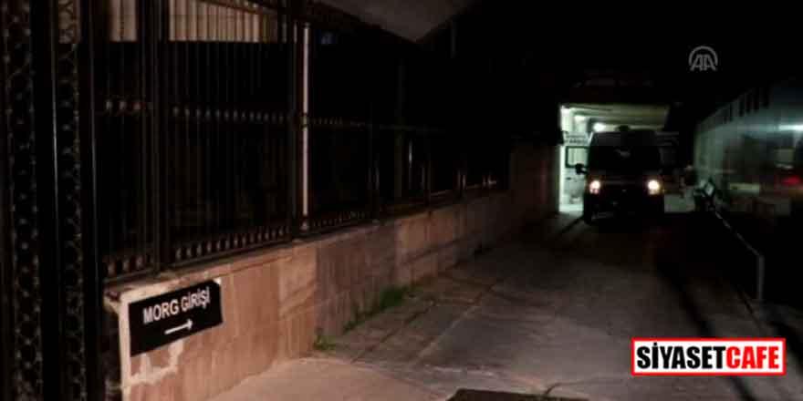 """İzmir'de """"izinli"""" cinayeti: Sevgilisini vurup intihar etti"""