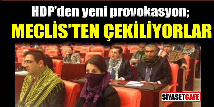 HDP Meclis ve belediyelerden çekilme kararını görüşecek