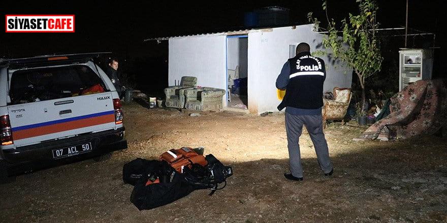 Çiftlik evinde kimyasal madde şüphesi, 1 kişi ölü bulundu