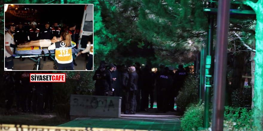 Ankara'da birliğinden firar eden Er ortalığı birbirine kattı