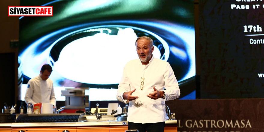 Gastronominin dünya starları geliyor