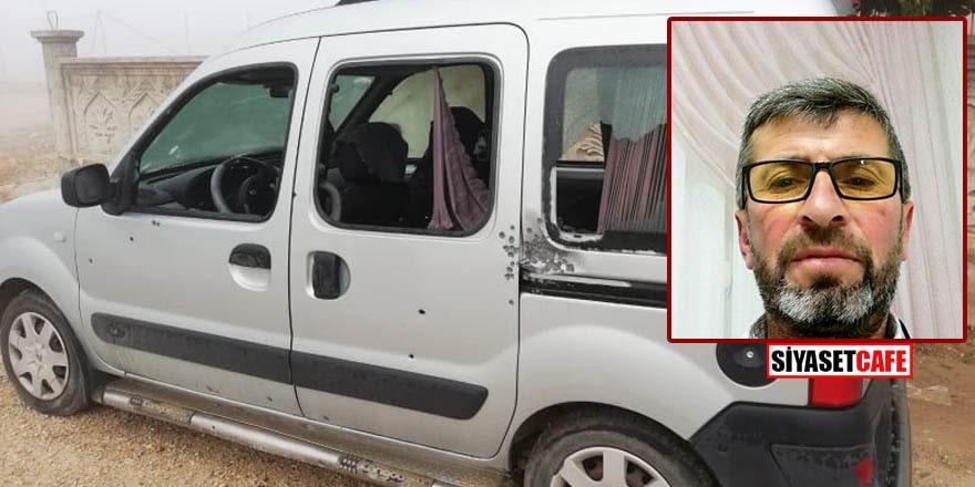 MHP'li belediye başkanının aracı kurşunlanıp üzerine not bırakıldı