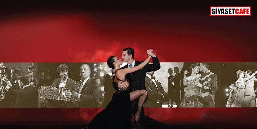 Tangonun şampiyonları İstanbul'da