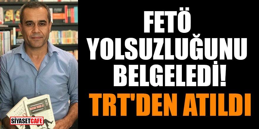 Mustafa Aşçı: TRT'de yolsuzluğu belgeledim, işten atıldım
