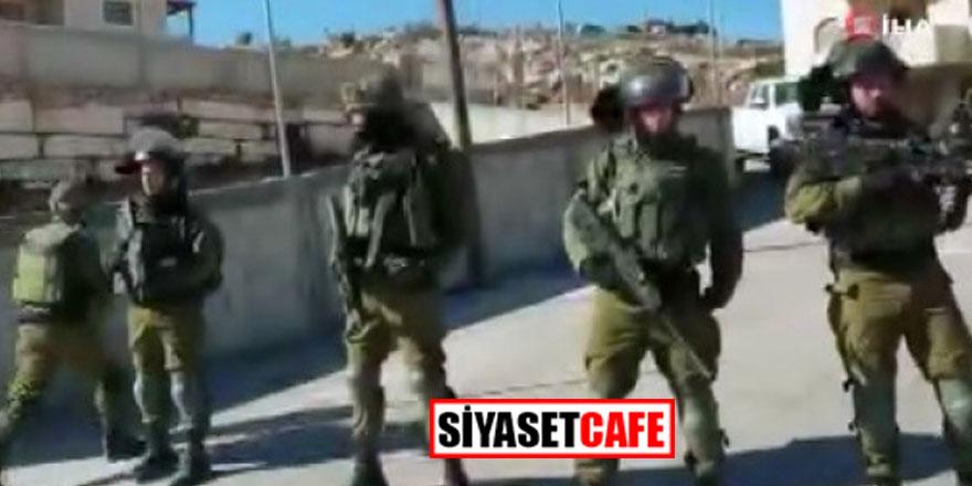 İsrail Filistinlilerin evlerini böyle yıktı
